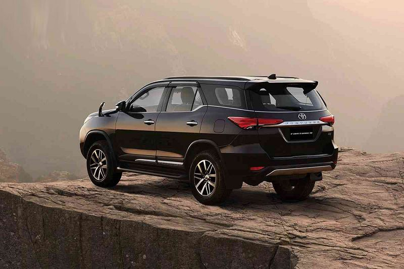 2021 Toyota Fortuner Usa 2019 Accessories America