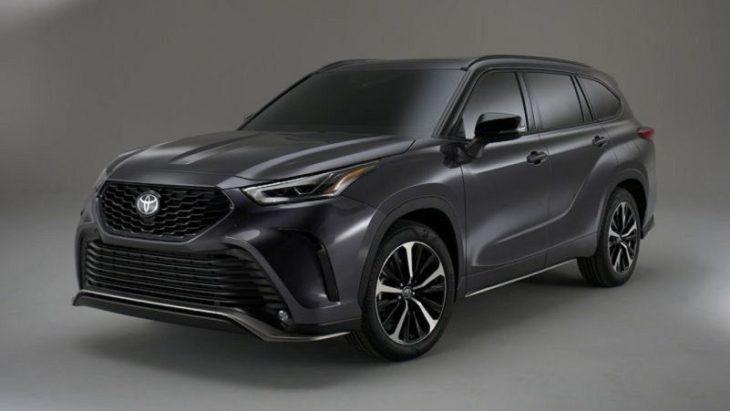 2021 Toyota Highlander 2020 2019 Recall 2015