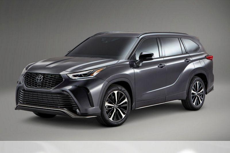 2021 Toyota Highlander Commercial For Sale 2018