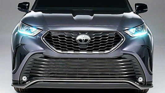 2021 Toyota Highlander Exterior Colors Mpg Edmunds