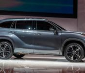 2021 Toyota Highlander Keys Towing Capacity 2017