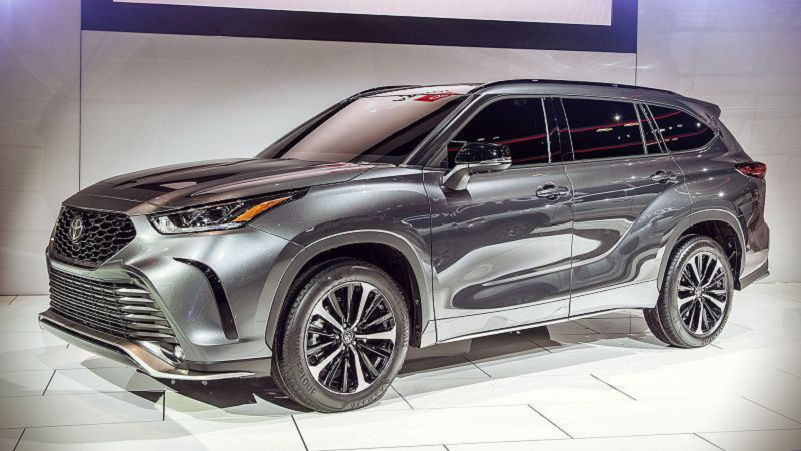 2021 Toyota Highlander Plug In Xle Accessories