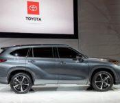 2021 Toyota Highlander Price Interior Platinum Release Date