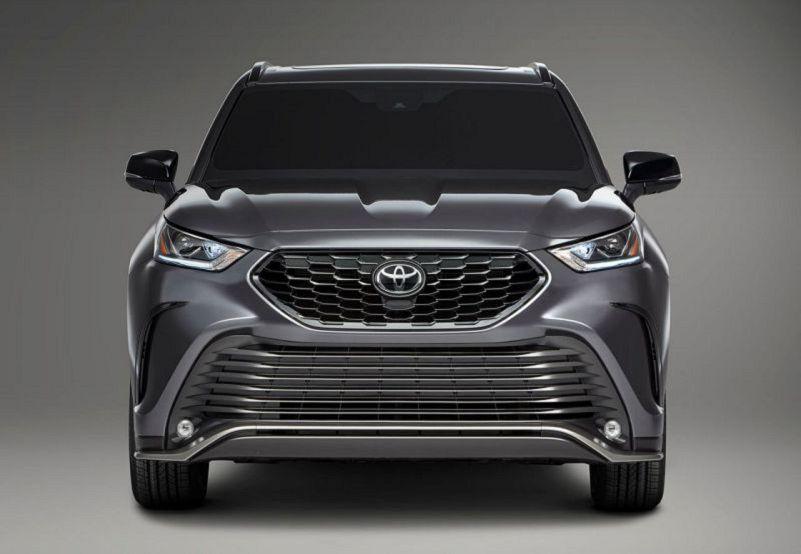 2021 Toyota Highlander Xse Hybrid Redesign Sport