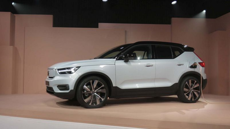 2021 Volvo Xc40 Electric Model R Design Specs Release Date