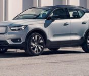 2021 Volvo Xc40 Photos Recharge Information Mild