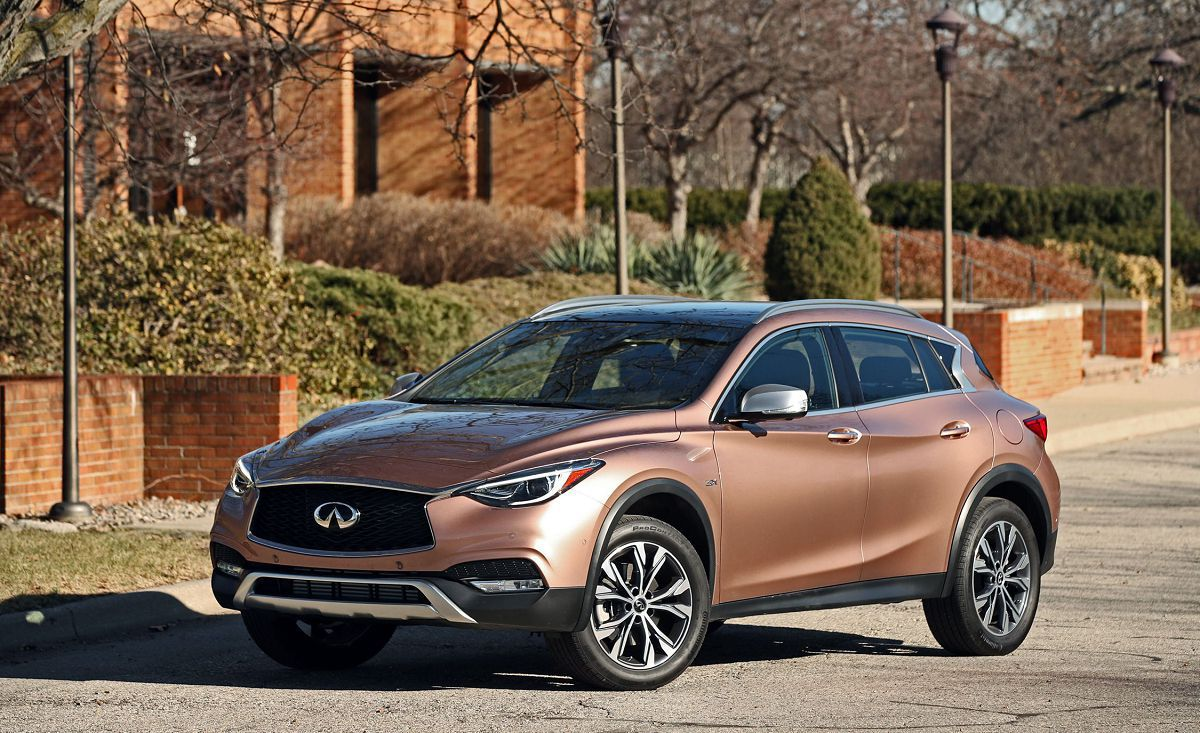 2020 Infiniti Qx30 2018 Problems 2019 Vs Mercedes Gla