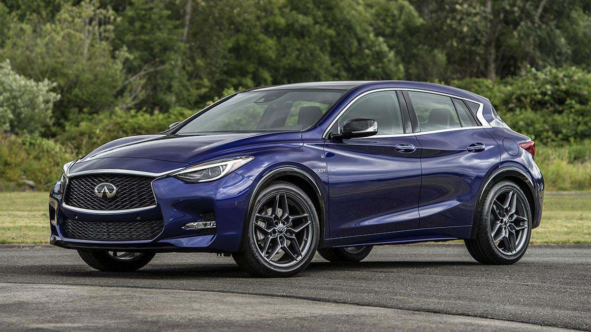 2020 Infiniti Qx30 Lease Interior Deals Luxe Qx30s 2017