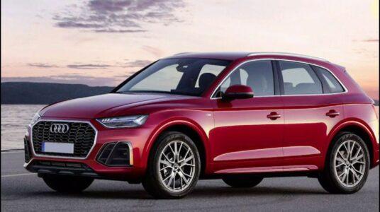 2021 Audi Q5 2020 2018 Lease Mpg