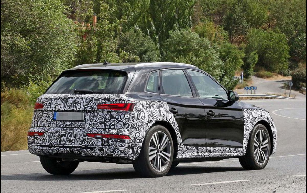 2021 Audi Q5 Does Come Out Coupe 2018