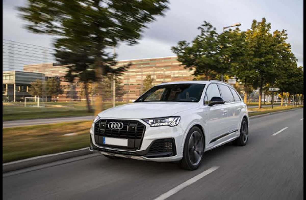 2021 Audi Q7 India Photos Reviews Specifications Pictures Colors