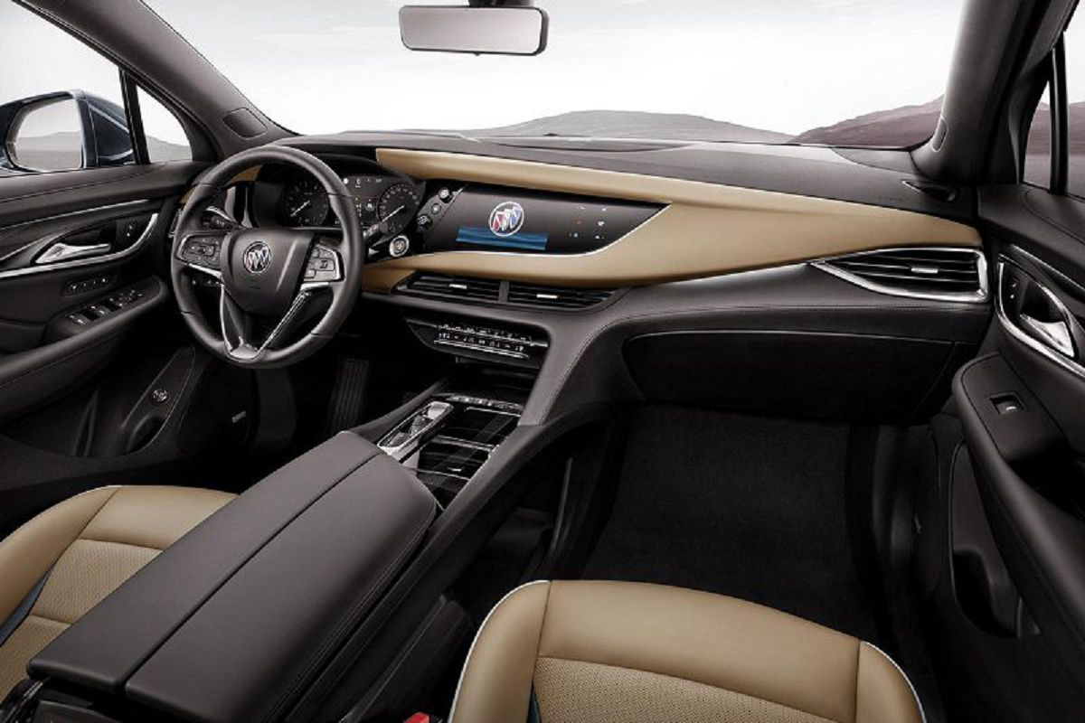 2021 Buick Envision Redesign Colors Specs Pictures Latest News
