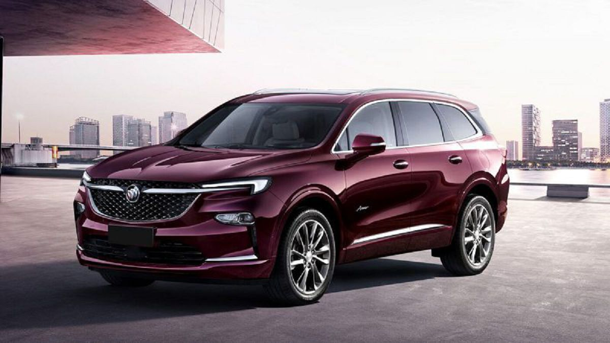 2021 buick envision redesign colors specs pictures latest