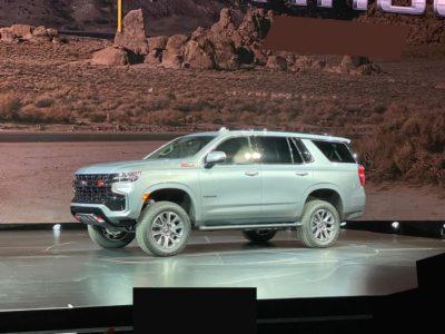 2021 Chevrolet Tahoe Ppv 2012 2018