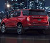2021 Chevrolet Tahoe Ppv Forum Specs