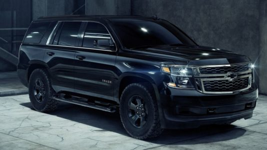 2021 Chevrolet Tahoe Ppv Guide In Surveillance