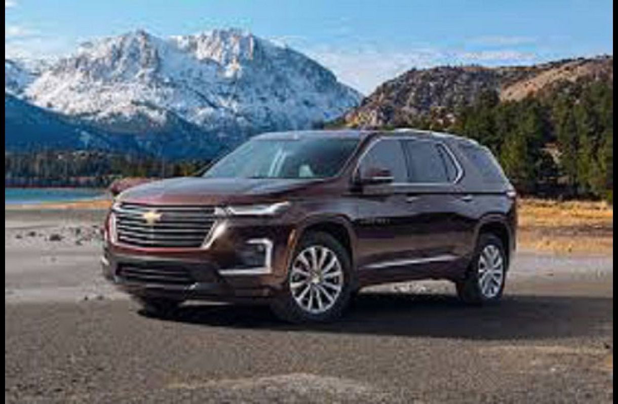 2021 Chevy Traverse Redesign Release Date Review Awd Black Floor Mats Seat
