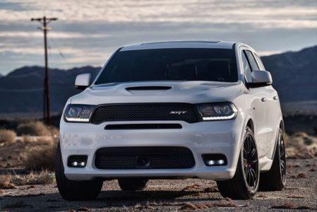 2021 Dodge Durango Hybrid 2018 2017