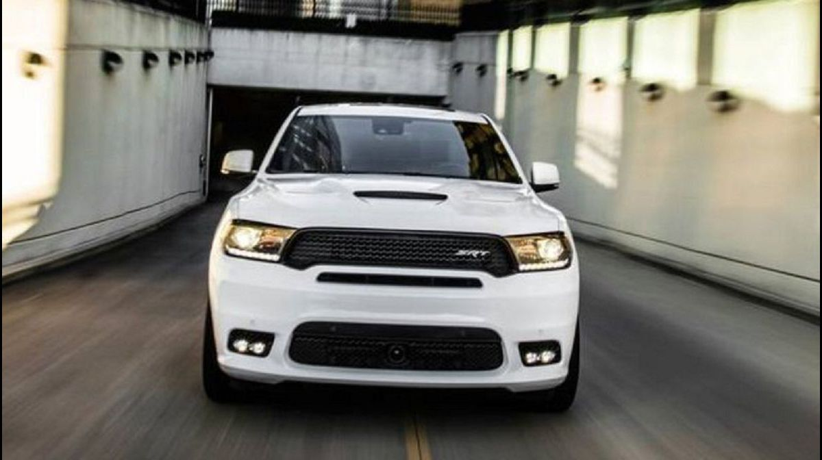 2021 Dodge Durango Be A New Body Police Pics