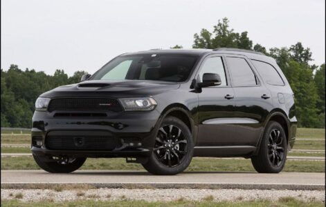 2021 Dodge Durango Leaked What Look Like System