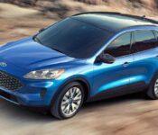 2021 Ford Escape Accessories All Wheel Drive