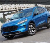 2021 Ford Escape Rechargeable New Redesign 2022