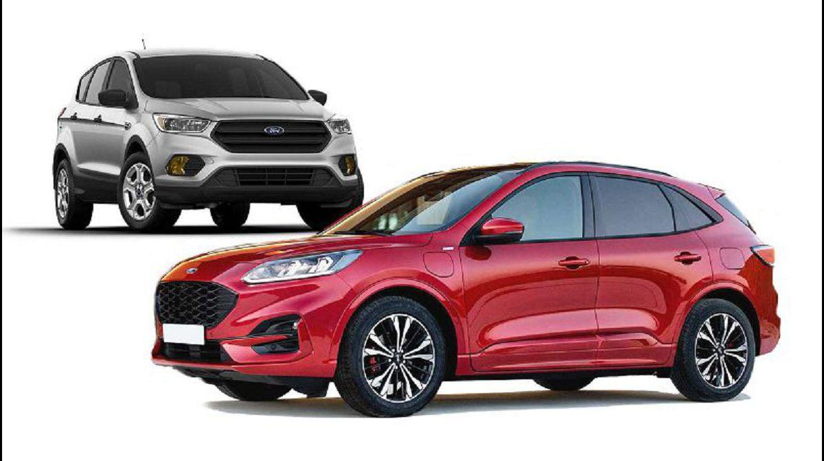 2021 Ford Escape Release Date Phev Price Competitors