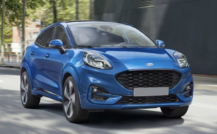 2021 Ford Puma Boots Black 2018 Classic 3 2 Pictures