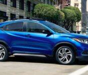 2021 Honda Hr V New Hybrid Novo Nouveau Exl All