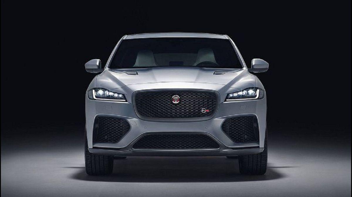 2021 Jaguar F Pace Build Hire Buy Body Kit Brake Pad