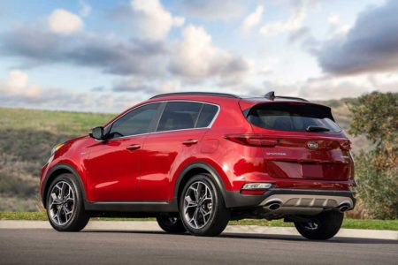 2021 Kia Sportage Accessories Photos Lx Owners Manual Specifications