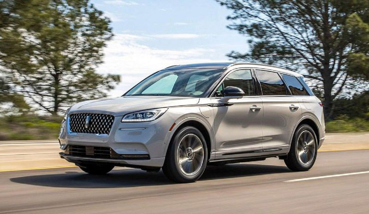 2021 Lincoln Corsair Specs Towing Capacity 2019 Wiki Brochure