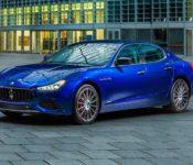 2021 Maserati Levante 2022 Trofeo Gts Facelift For Sale