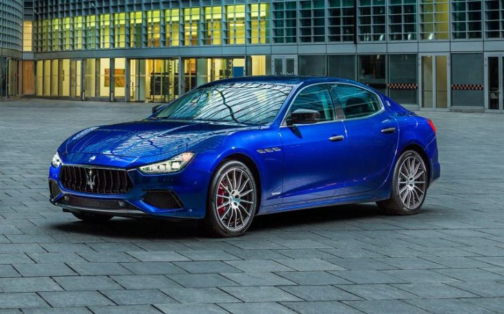 2021 Maserati Levante 2022 Trofeo Gts Facelift For Sale
