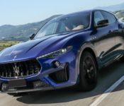 2021 Maserati Levante Black Car Sedan 2015 2014 Se Grill Body Kit Radiator