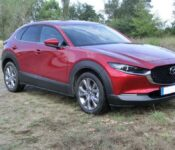 2021 Mazda Cx 7 Crossover Grand Touring Review Interior Specs