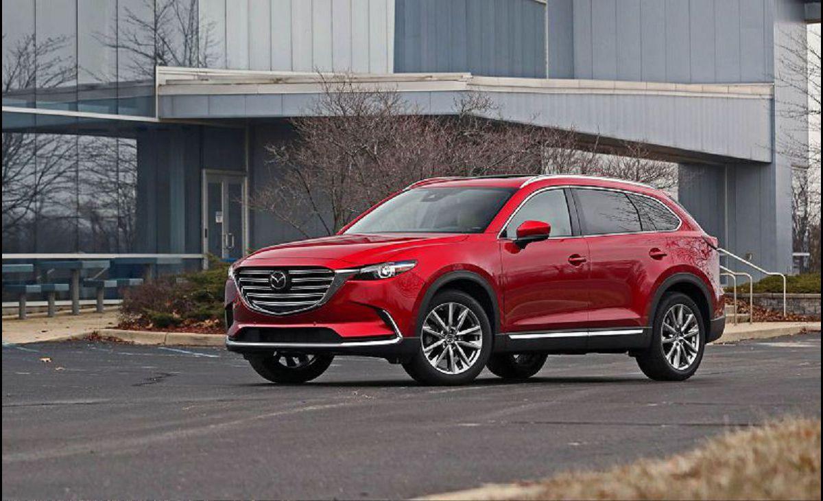 2021 Mazda Cx 9 Rumors Picture