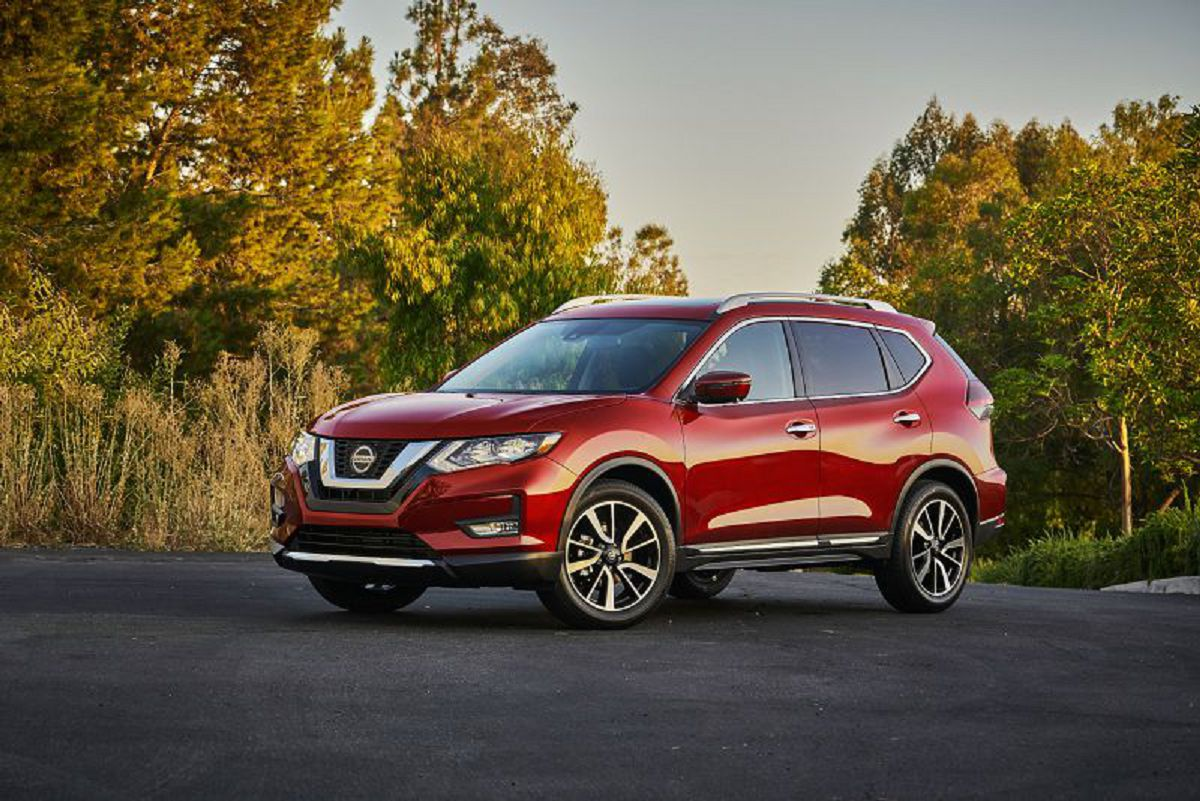 2021 Nissan Rogue Launch Photos Release Concept Pictures Motor