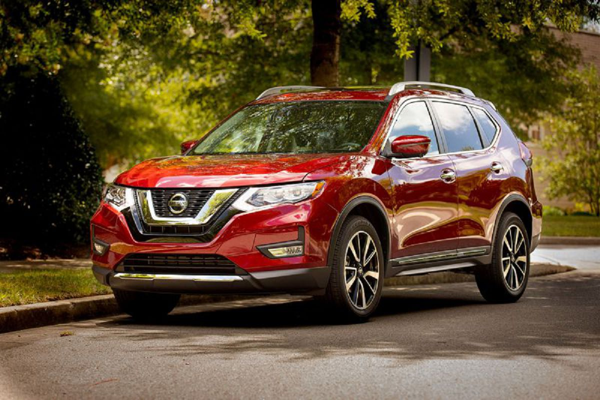 2021 Nissan Rogue Review Exterior For Sale Edmunds 2020 Headlight Spirotours Com