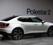 2021 Polestar 3 Interior Crossover