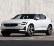 2021 Polestar 3 Volvo V60