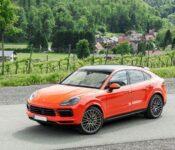 2021 Porsche Cayenne Oil Filter Sunshade Door Lights Logo