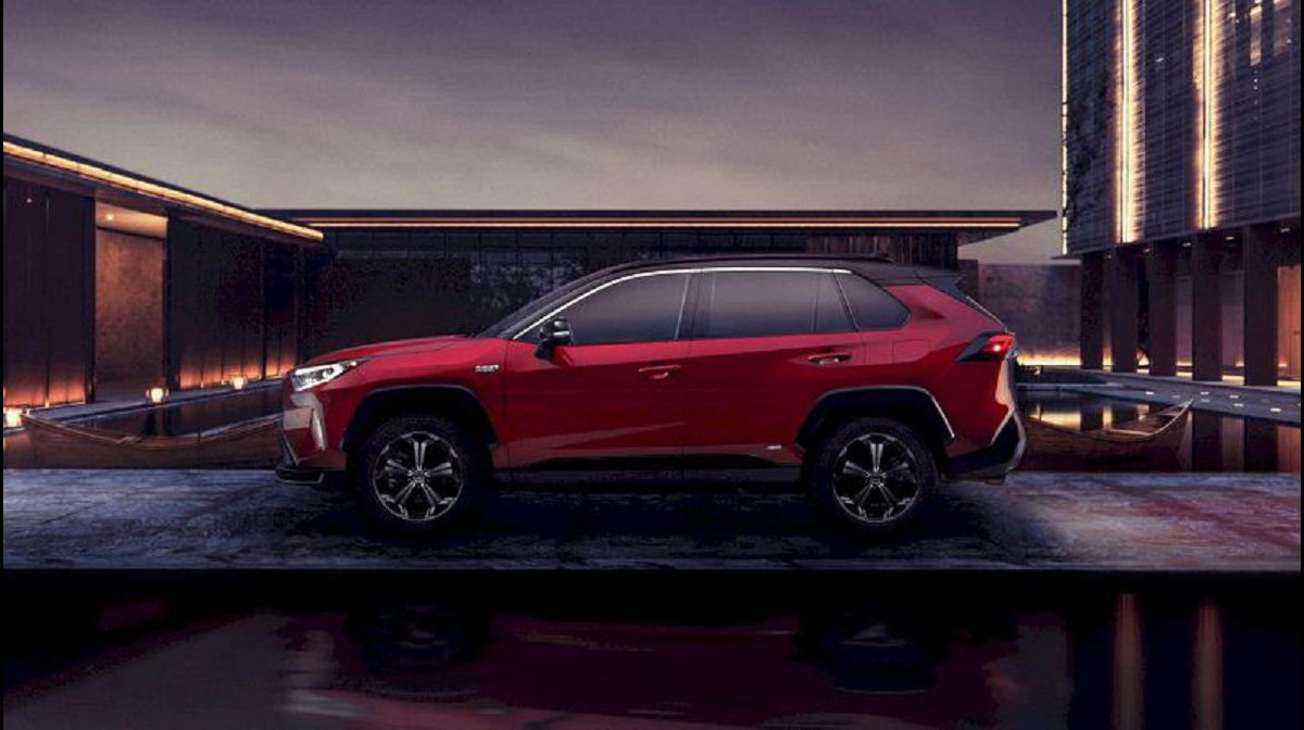 2021 Toyota Rav4 Adventure Awd Australia When Will Be Available
