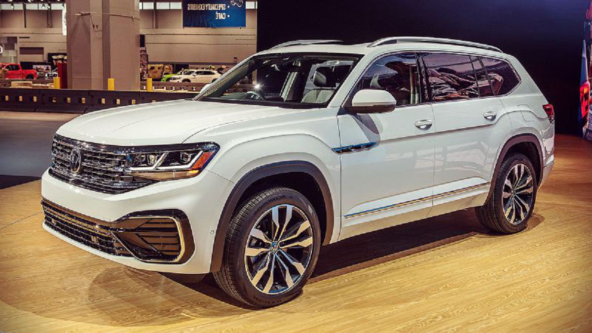 2021 Vw Atlas Green Release Date Exterior Interior R Commercial