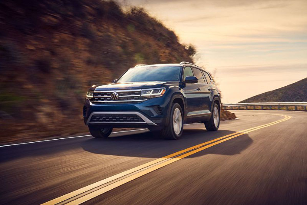 2021 Vw Atlas Length V6 Fwd Cost Lifted Forum Mats Towing Capacity 2018