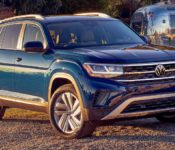 2021 Vw Atlas Line Review Changes Sel Premium Se Vs Toyota Highlander