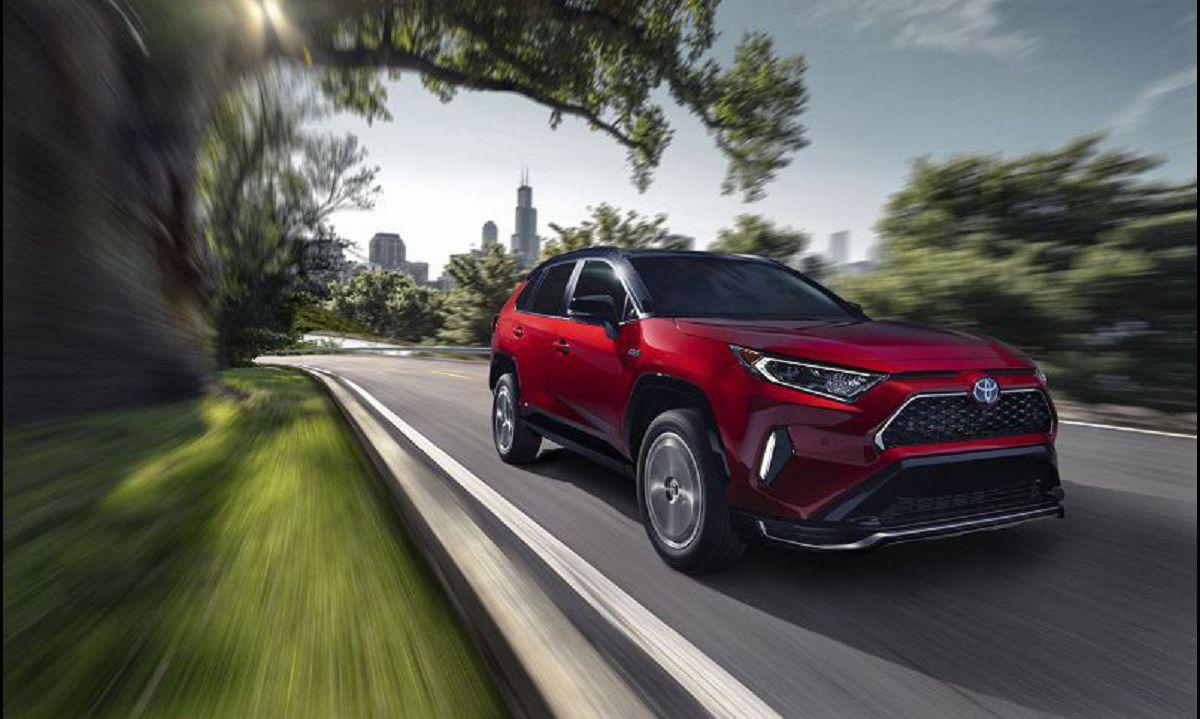2021 Toyota Rav4 Hybrid Price Release Date