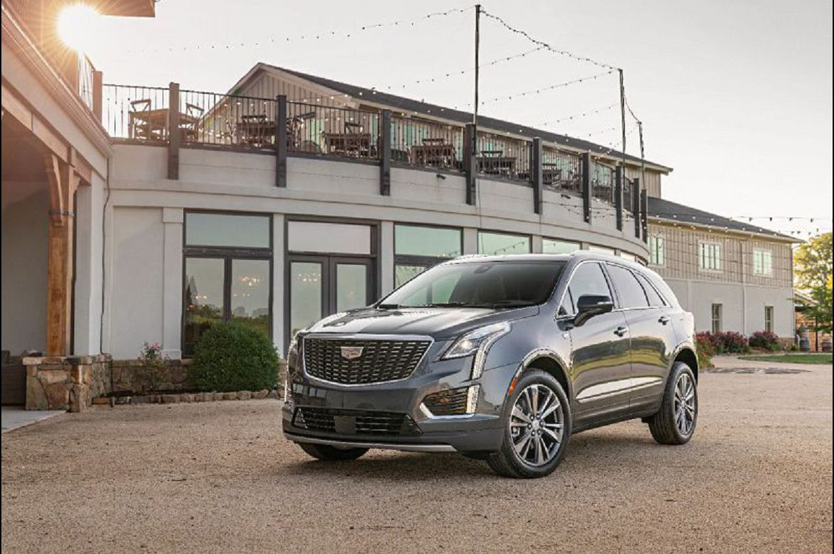 2021 Cadillac Xt5 2019 Vs Lincoln Nautilus Specs Review Rotor Trim Used