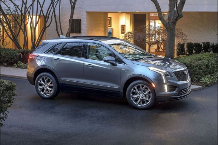 2021 Cadillac Xt5 400 Photos Options Brochure Dimensions Specifications
