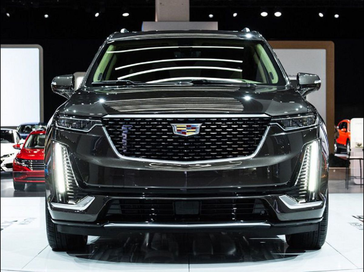2021 Cadillac Xt5 Interior Redesign Crossover News Colors When